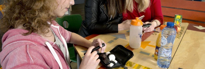 Informatie voor leerlingen met diabetes