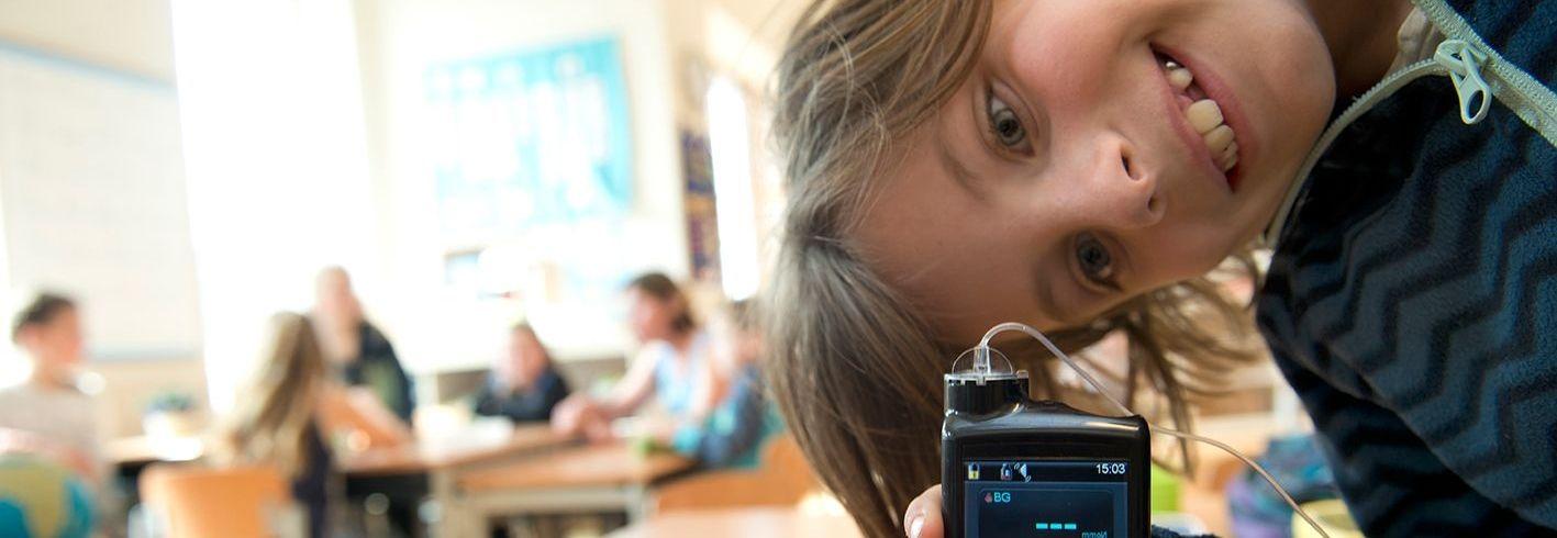 Wat doet school met diabeteszorg voor leerling